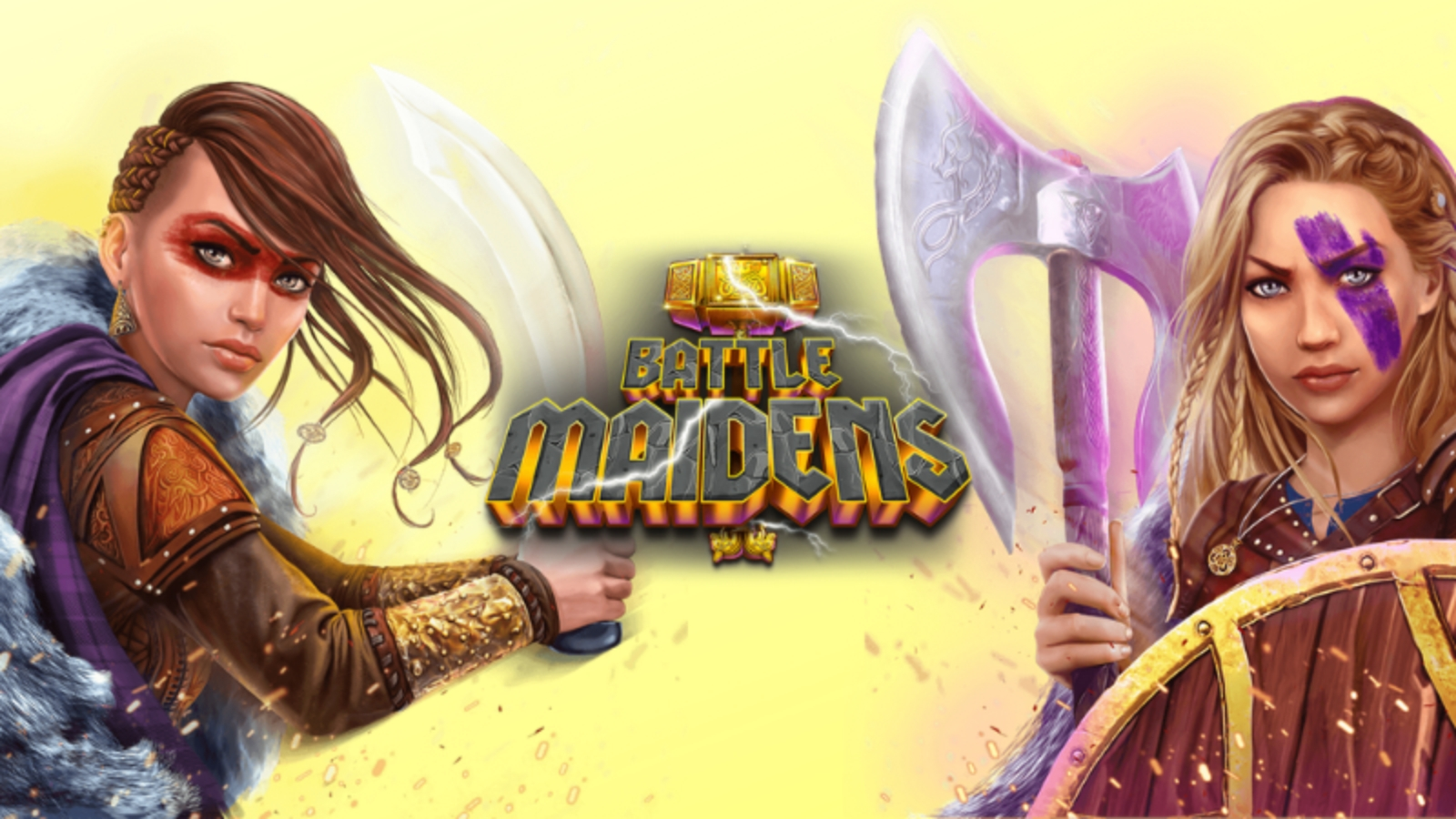 The Battle Maidens Online Slot Demo Game by 1x2 Gaming