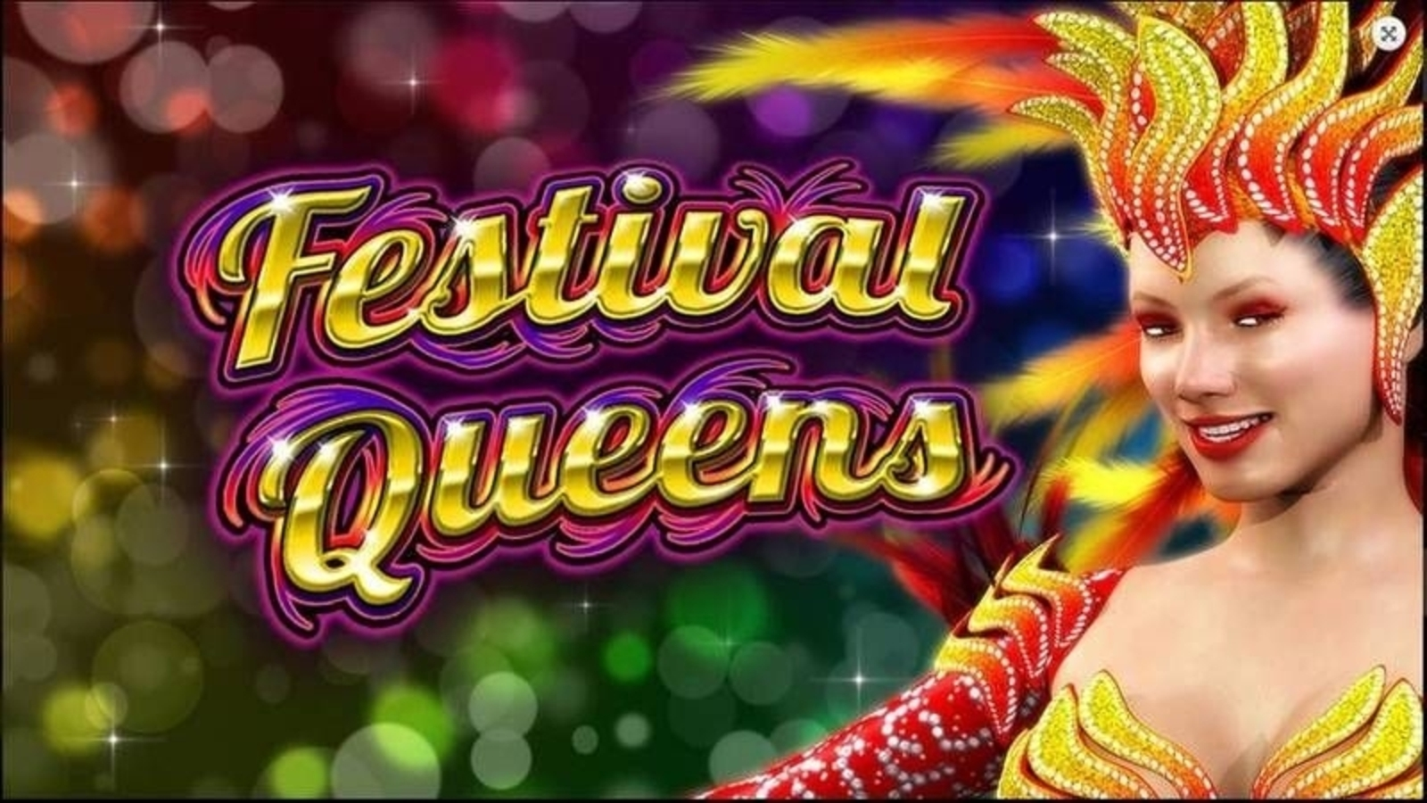 The Festival Queen Online Slot Demo Game by 2by2 Gaming