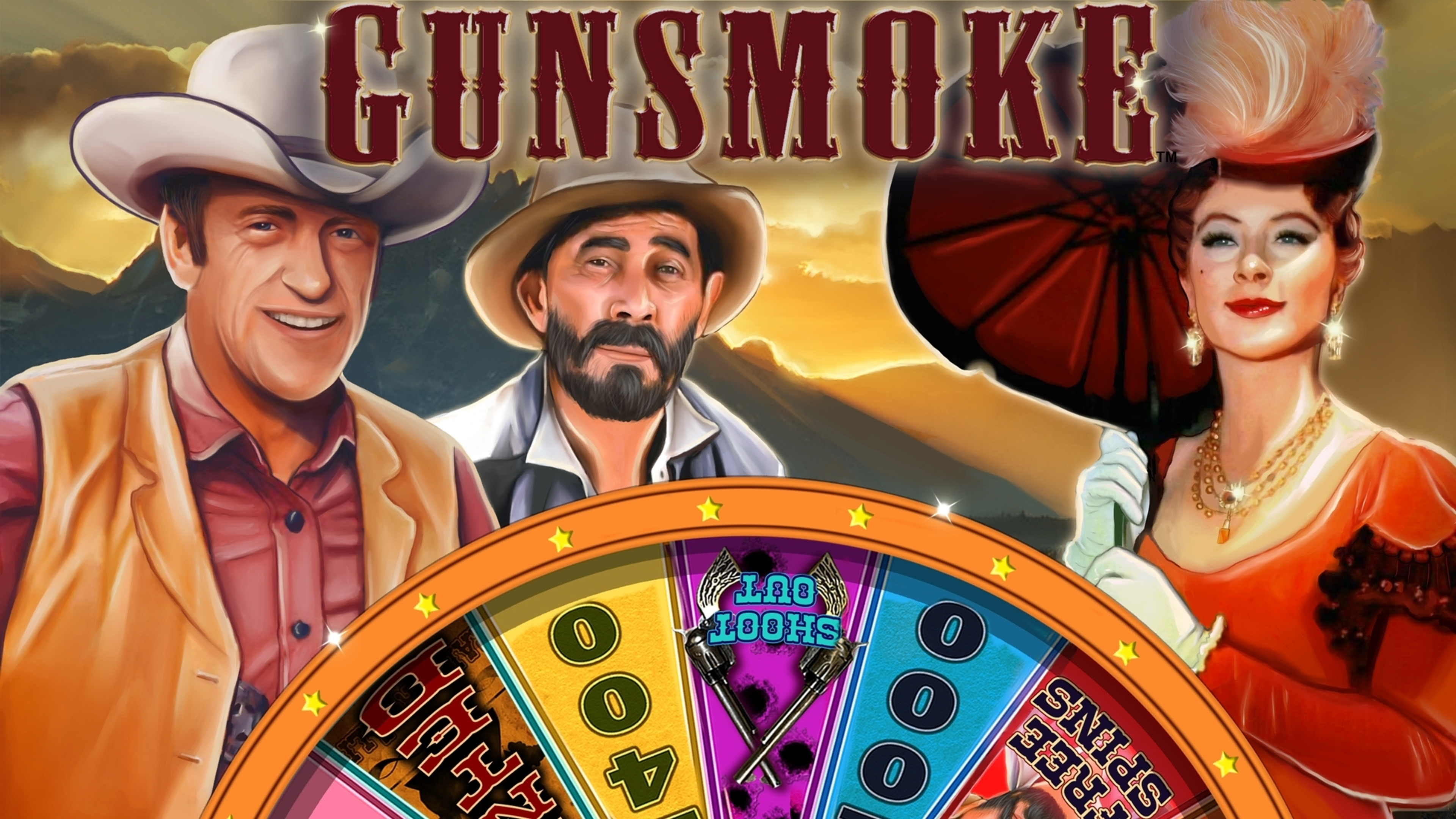 The Gunsmoke Online Slot Demo Game by 2by2 Gaming