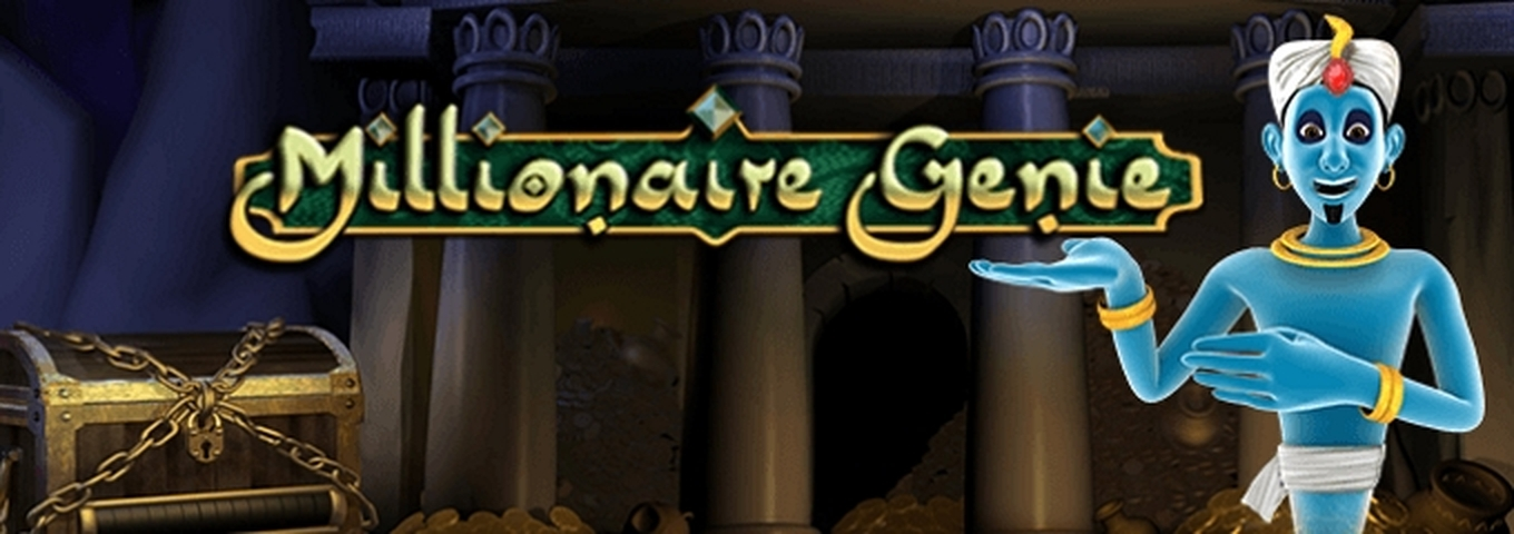 The Millionaire Genie (888 Gaming) Online Slot Demo Game by 888 Gaming