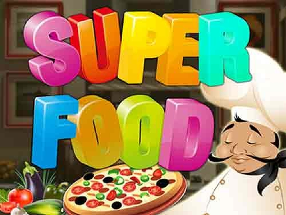 Win Money in Super Food Free Slot Game by Aiwin Games