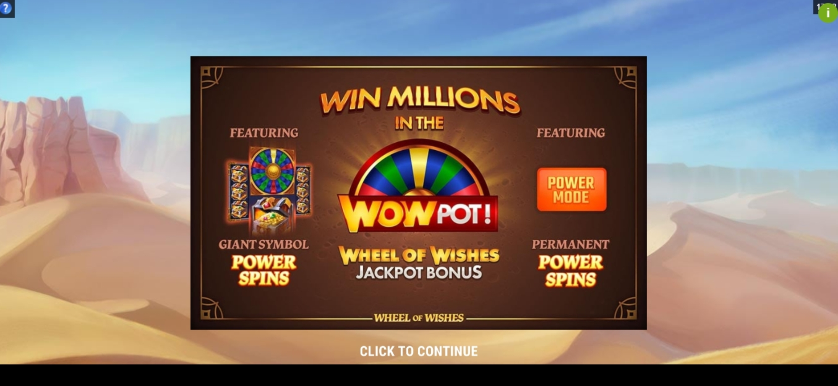 Play Wheel Of Wishes Free Casino Slot Game by Alchemy Gaming