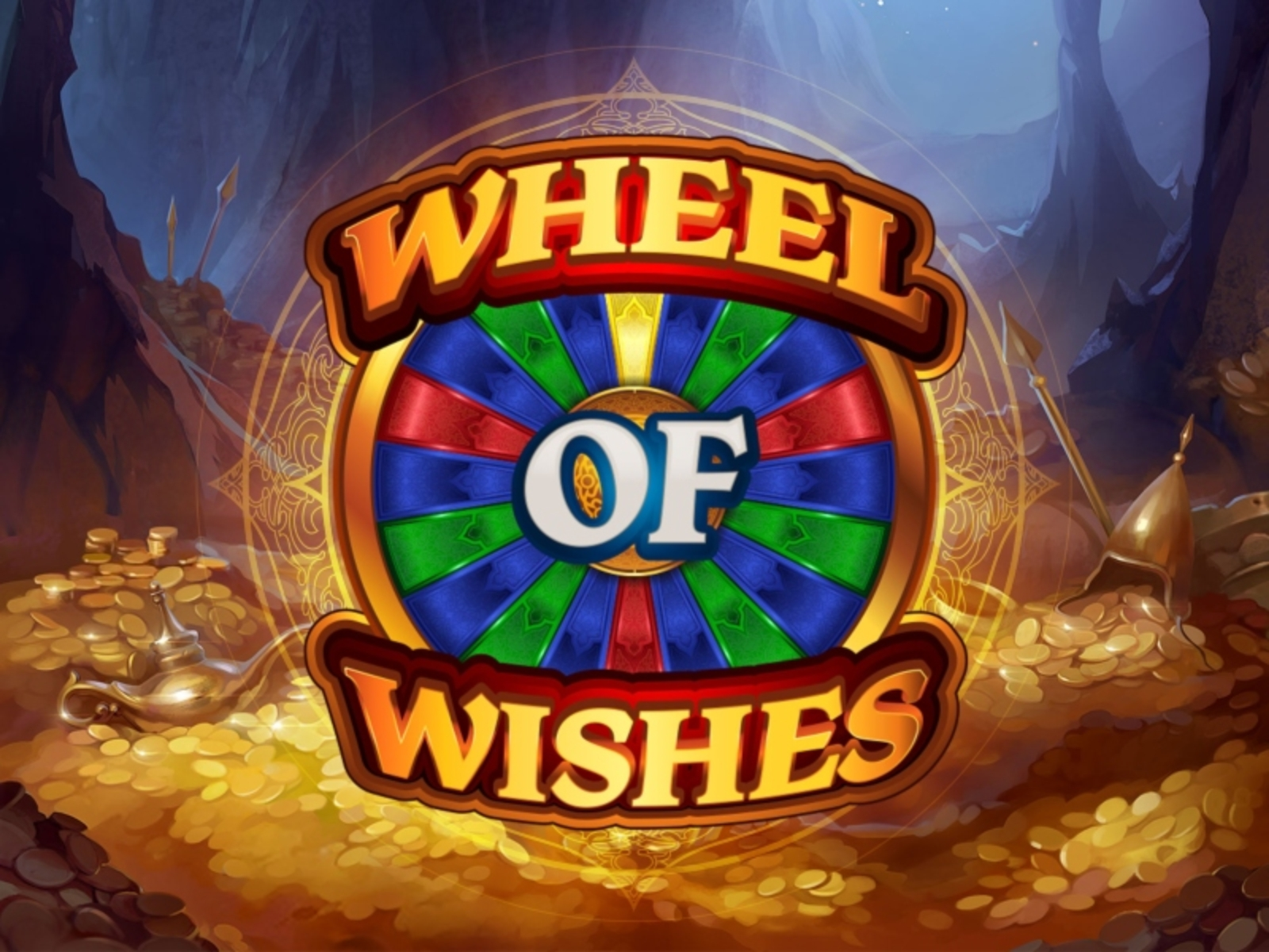 Reels in Wheel Of Wishes Slot Game by Alchemy Gaming
