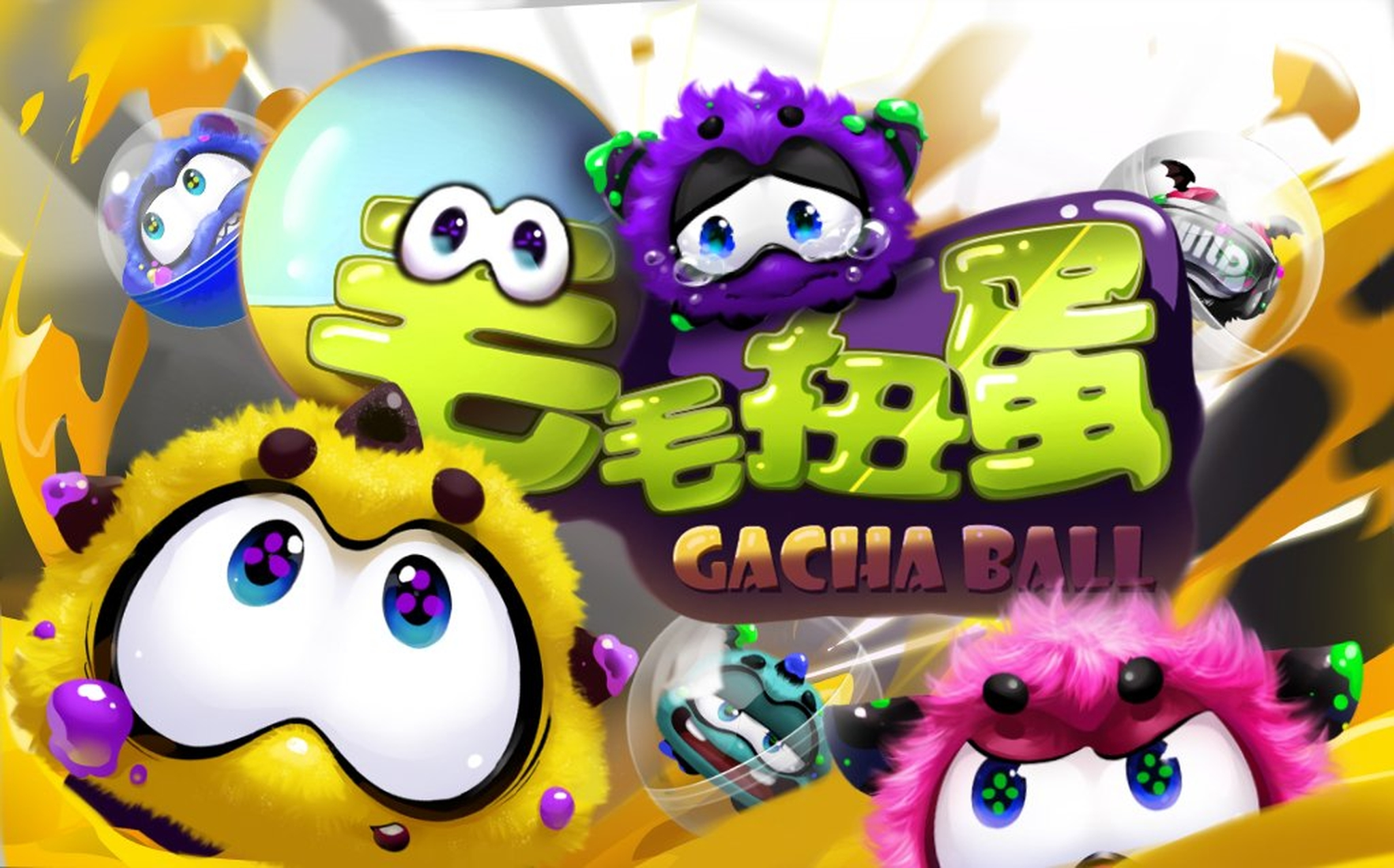 The Gacha Ball Online Slot Demo Game by AllWaySpin