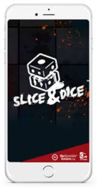 The Slice and Dice Online Slot Demo Game by Black Pudding Games