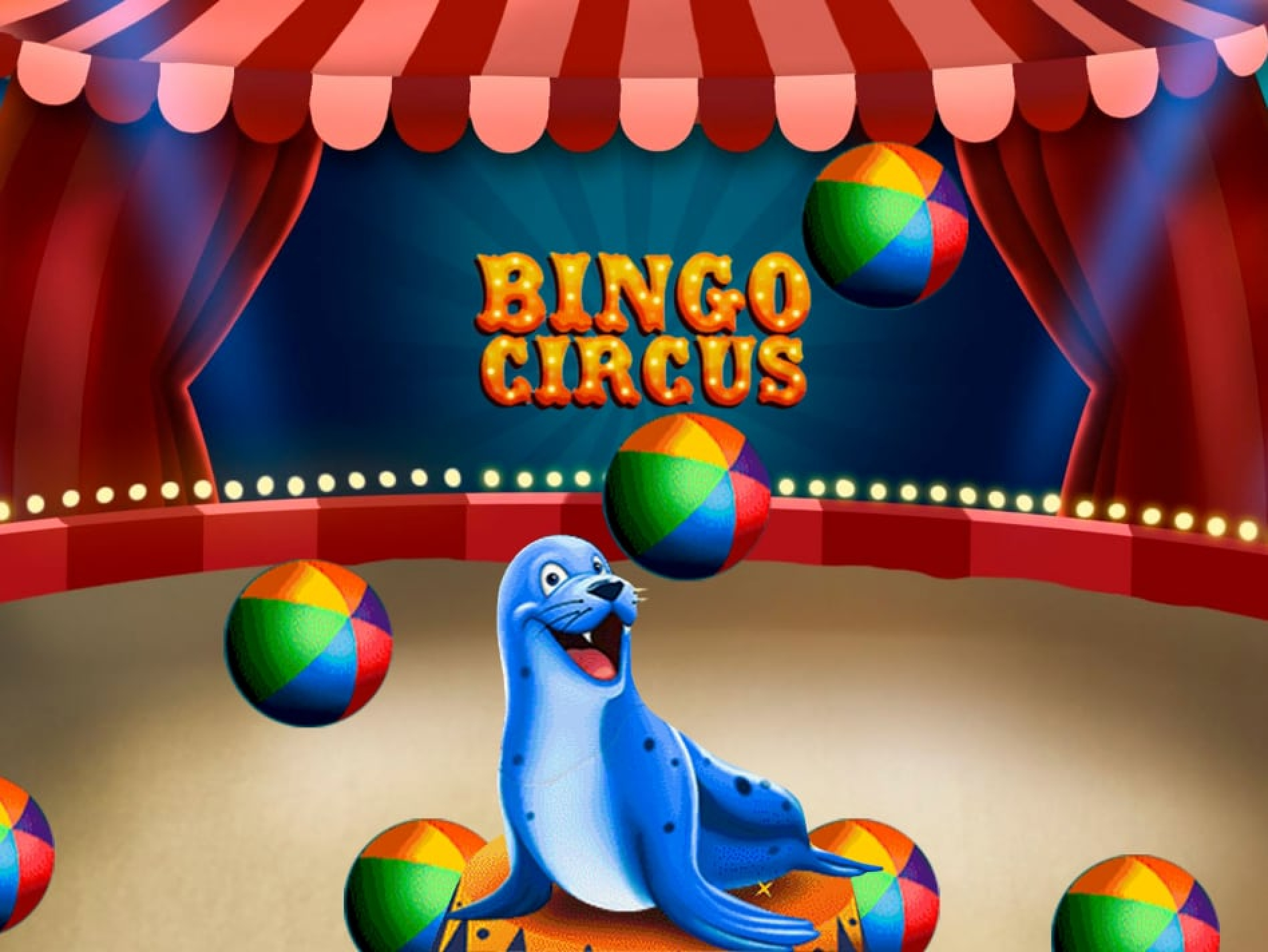 The Bingo Circus (Caleta Gaming) Online Slot Demo Game by Caleta Gaming