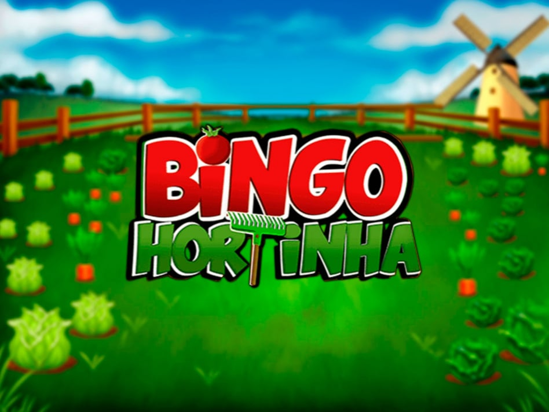 The Bingo Hortinha Online Slot Demo Game by Caleta Gaming