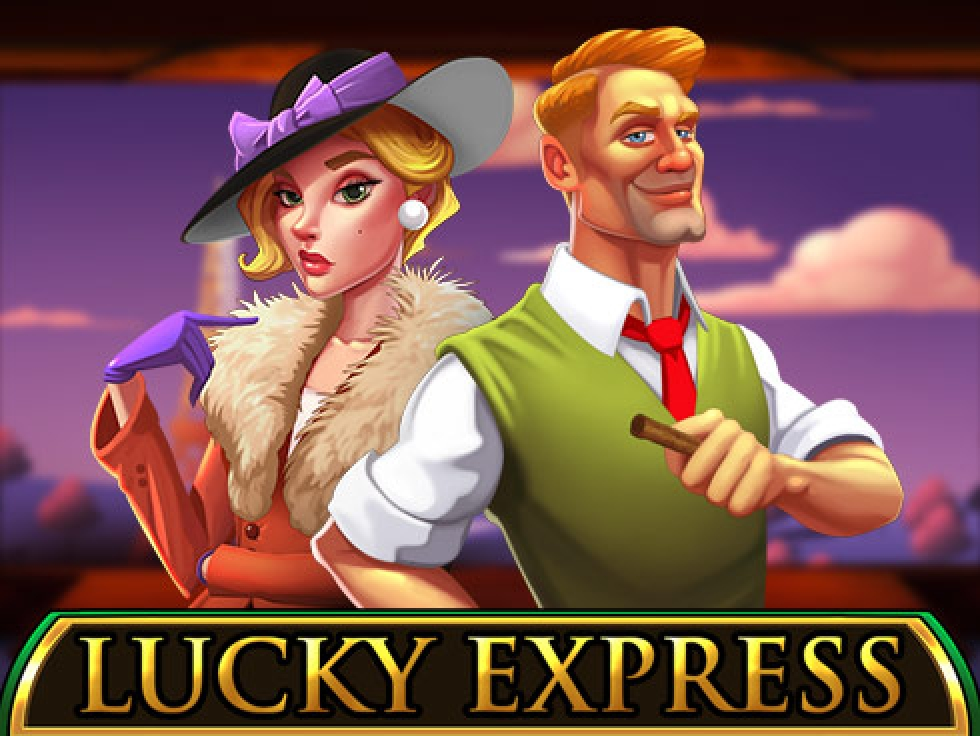 The Lucky Express Online Slot Demo Game by Caleta Gaming