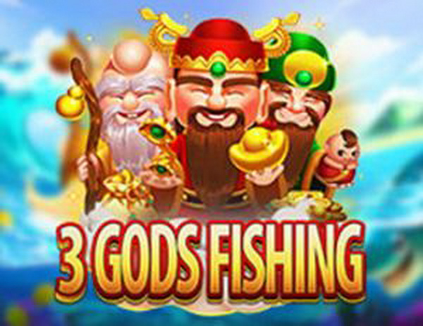 The 3 Gods Fishing Online Slot Demo Game by Dragoon Soft
