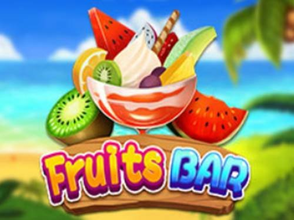 The Fruits Bar (Dragoon Soft) Online Slot Demo Game by Dragoon Soft