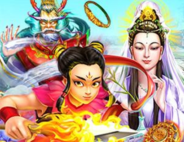 The Third Prince's Journey Online Slot Demo Game by EAgaming