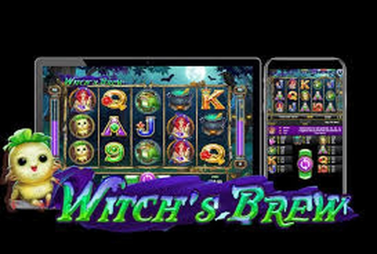 The Witch's Brew (EAgaming) Online Slot Demo Game by EAgaming