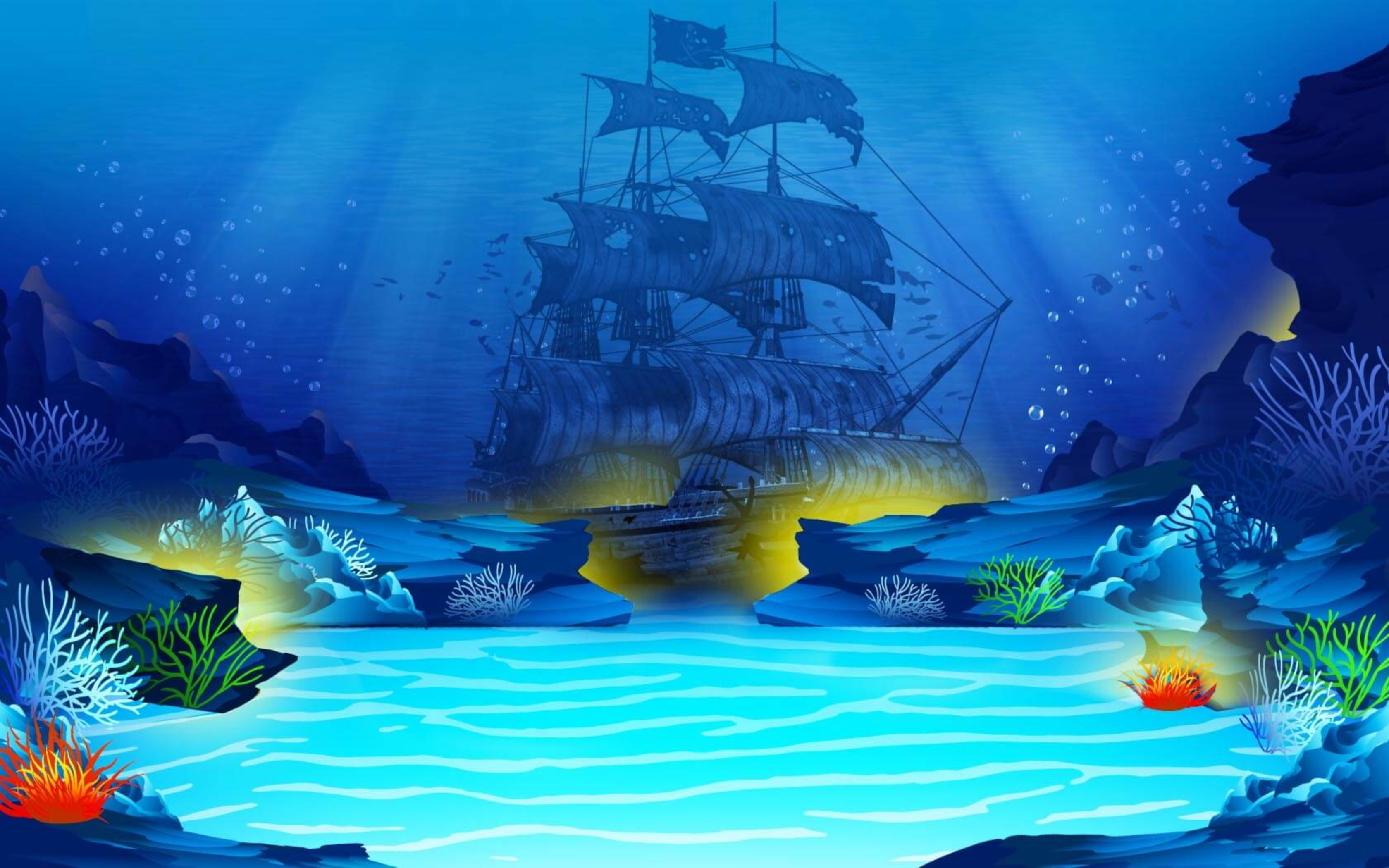 The Underwater Riches Online Slot Demo Game by FBM