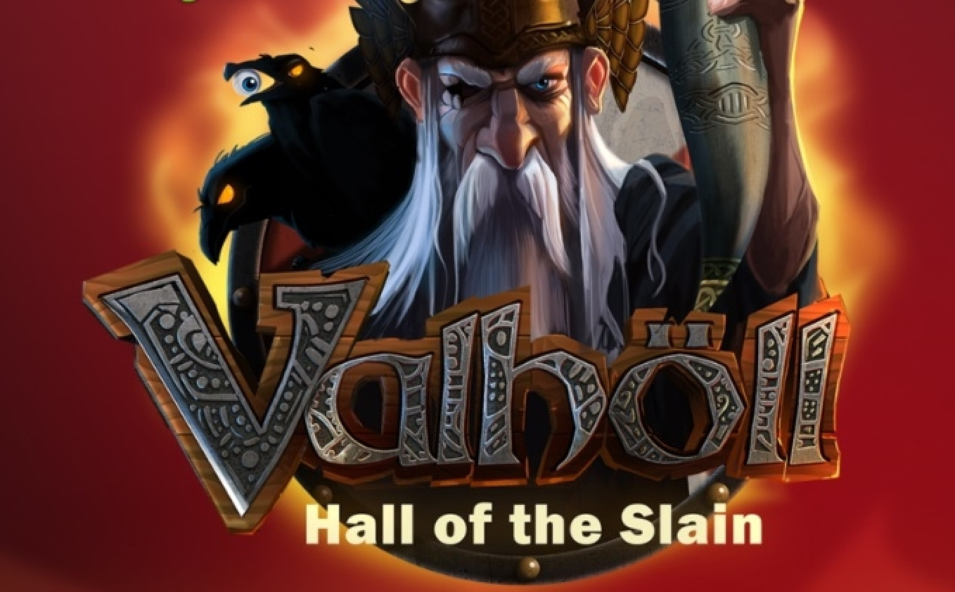 The Valhôll Hall of The Slain Online Slot Demo Game by Lady Luck Games