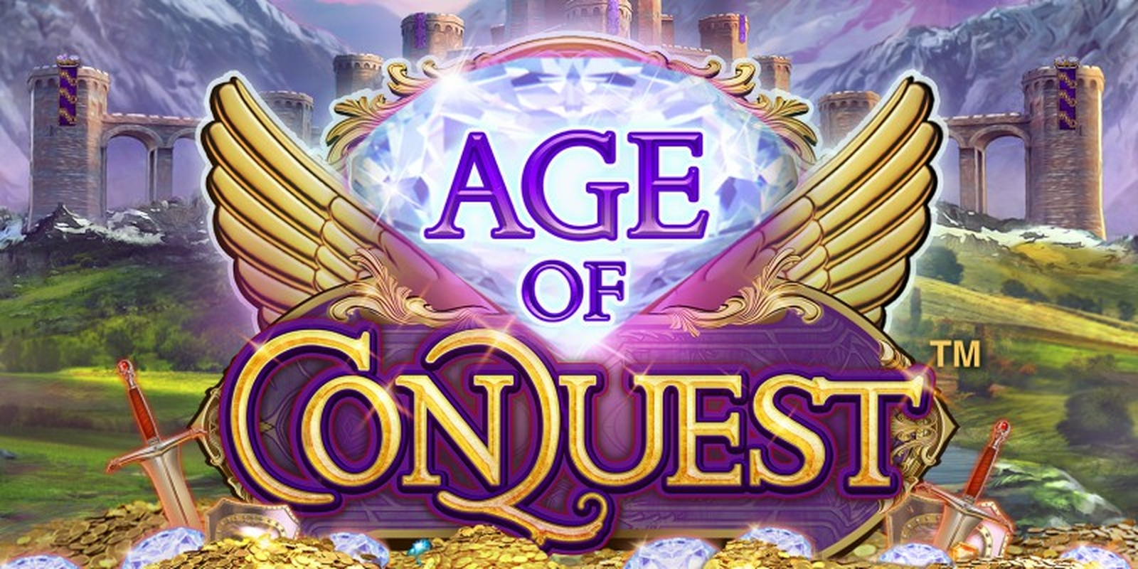The Age of Conquest Online Slot Demo Game by Neon Valley Studios