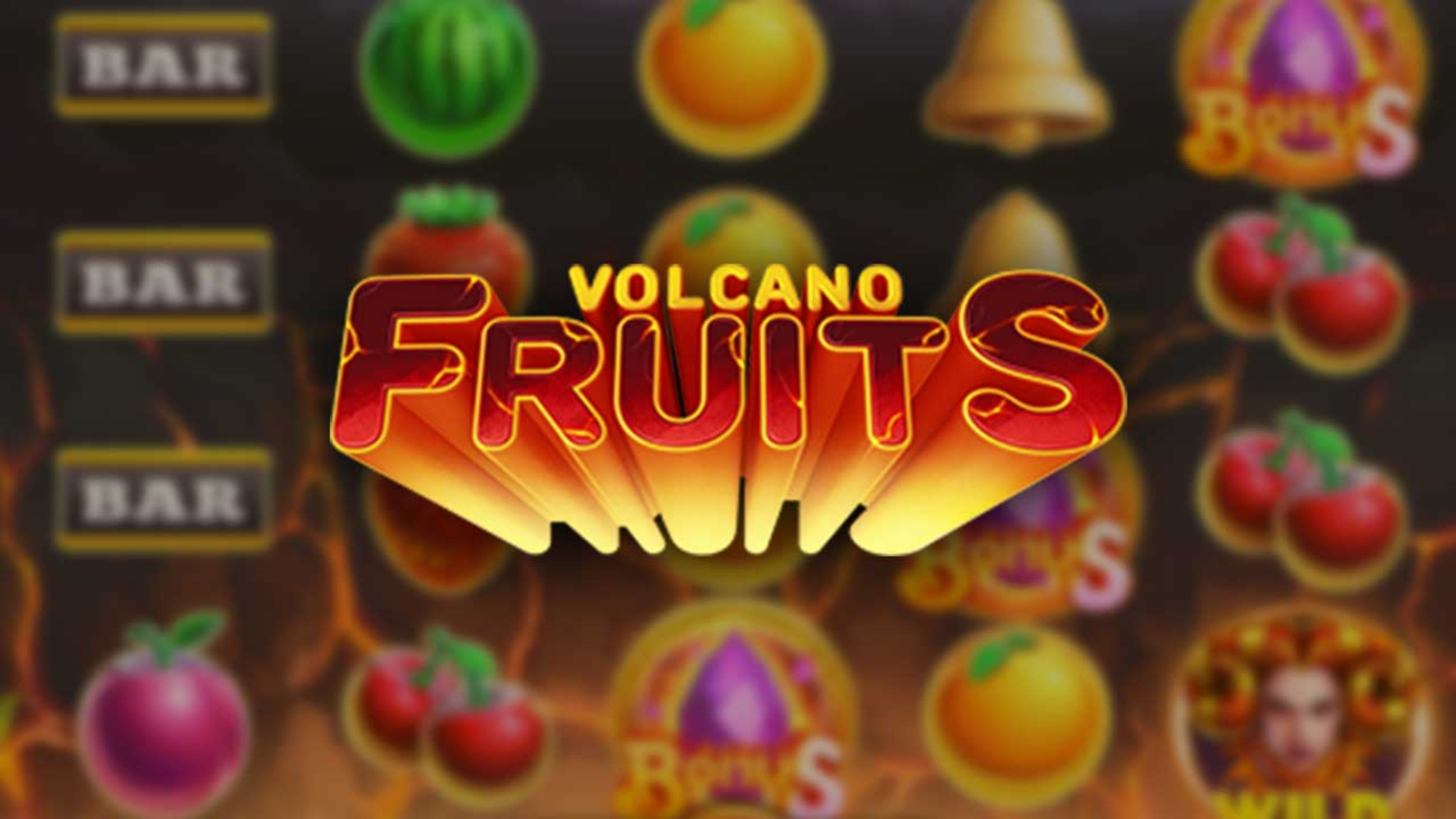 The Volcano Fruits Online Slot Demo Game by NetGame