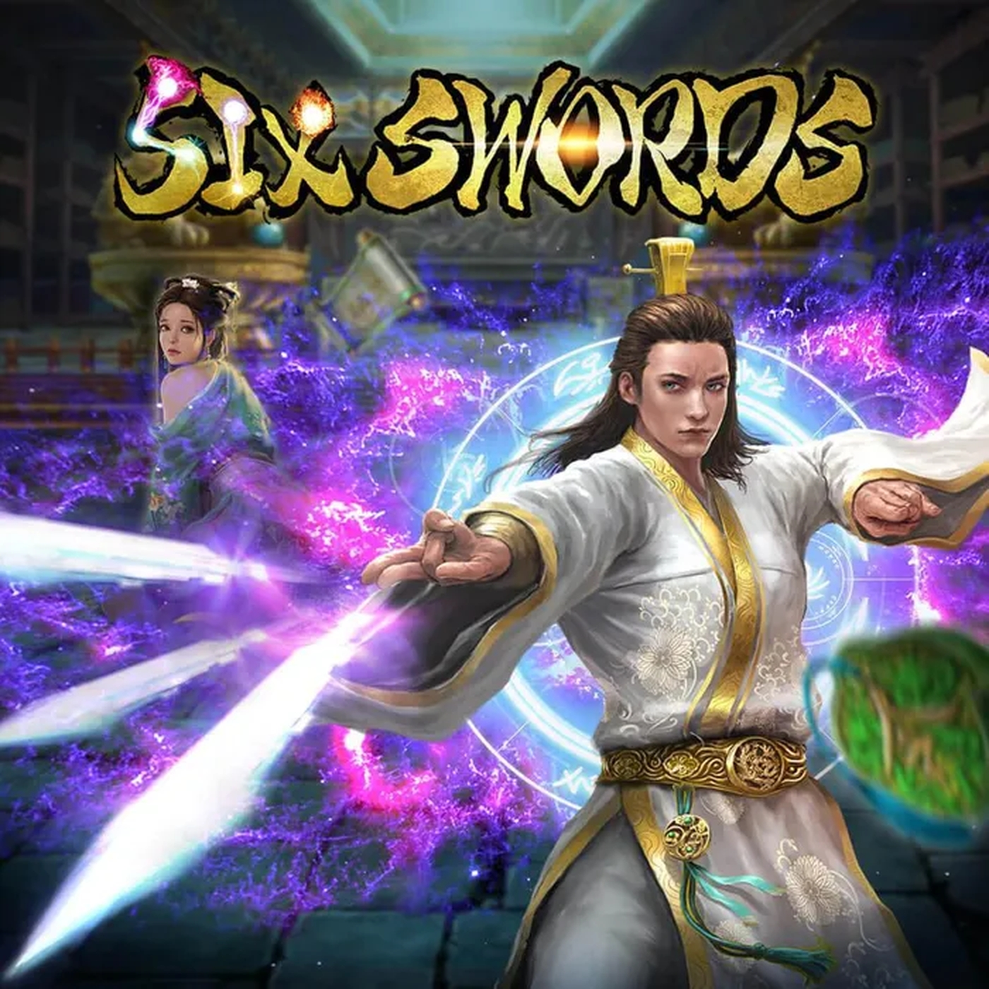 The Six Swords Online Slot Demo Game by SimplePlay