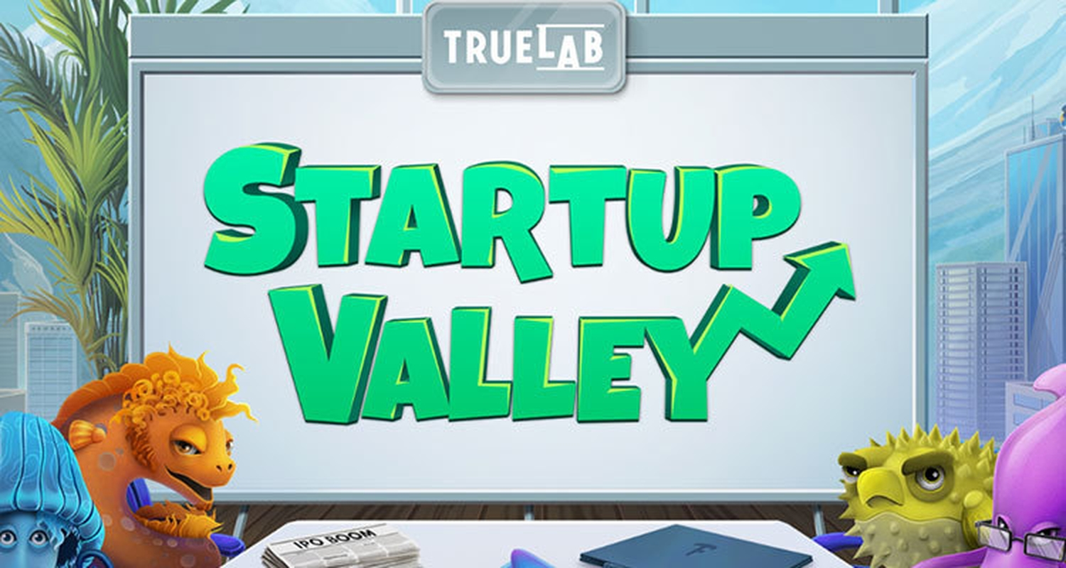 The Startup Valley Online Slot Demo Game by TrueLab Games
