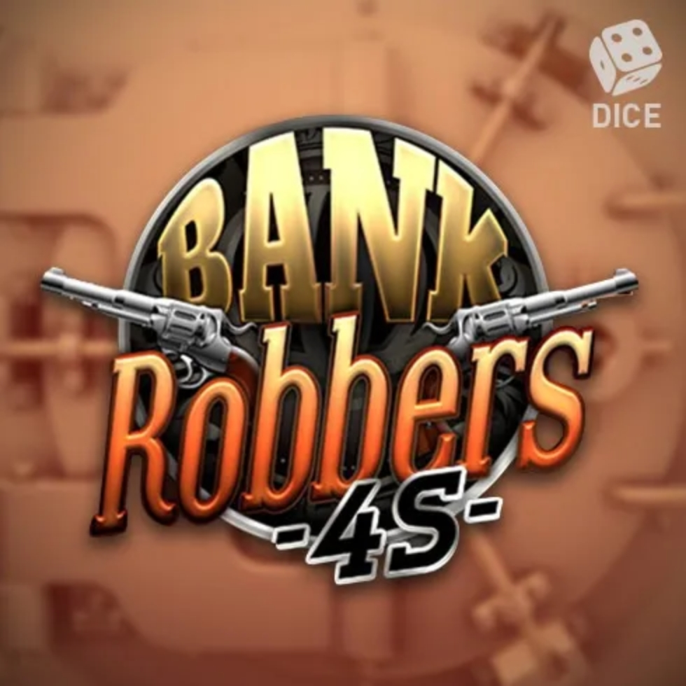 The Bank Robbers 4S Online Slot Demo Game by Air Dice