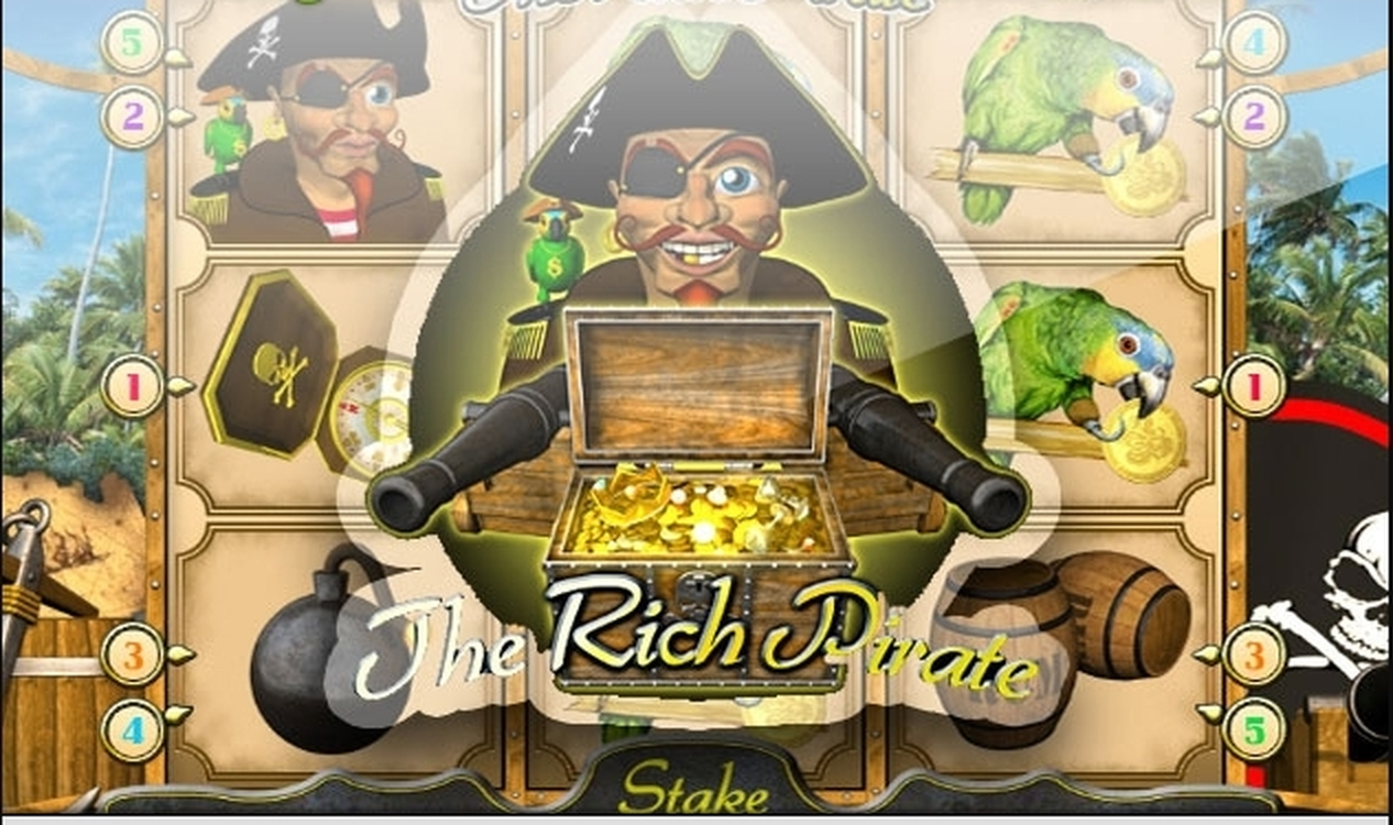 The Rich Pirate Online Slot Demo Game by AlteaGaming