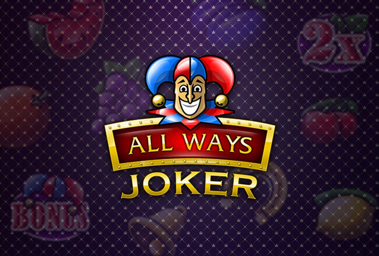 The All Ways Joker Online Slot Demo Game by Amatic Industries
