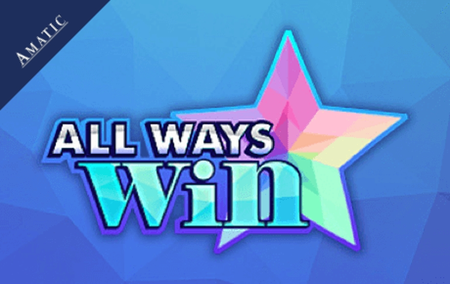 The All Ways Win Online Slot Demo Game by Amatic Industries
