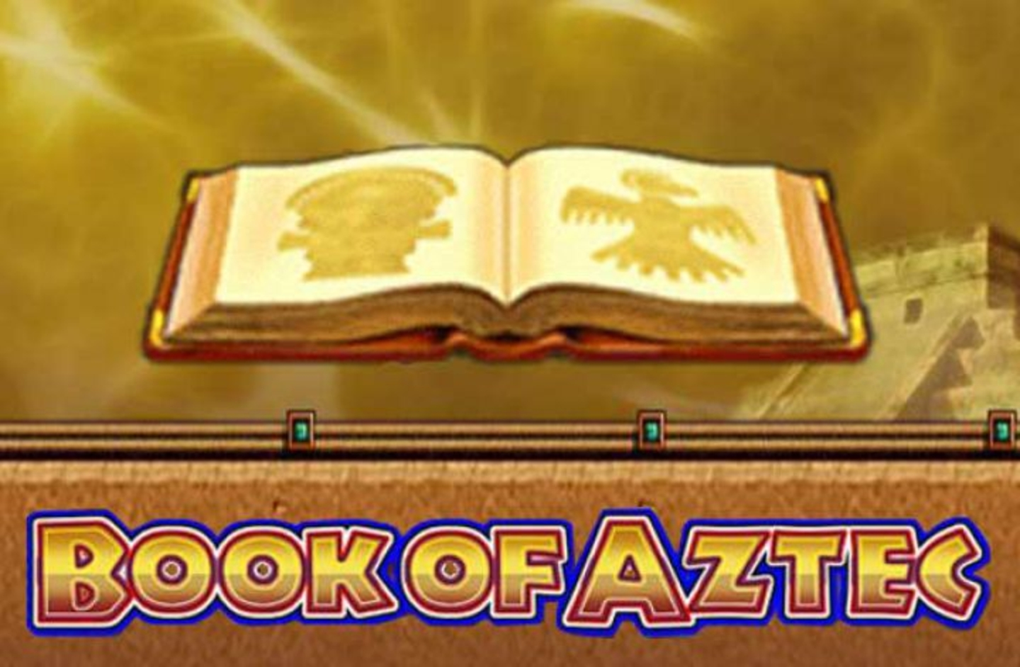 The Book Of Aztec Online Slot Demo Game by Amatic Industries
