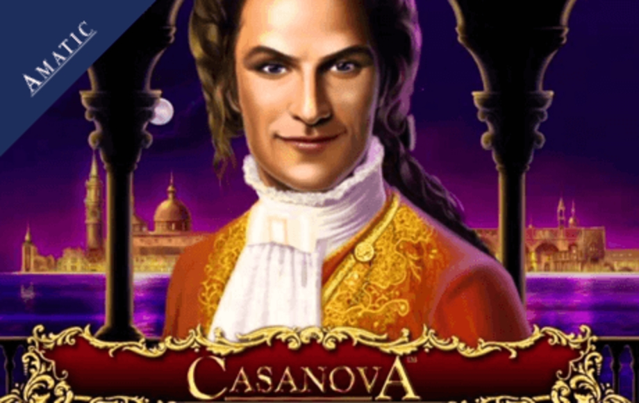 The Casinova Online Slot Demo Game by Amatic Industries