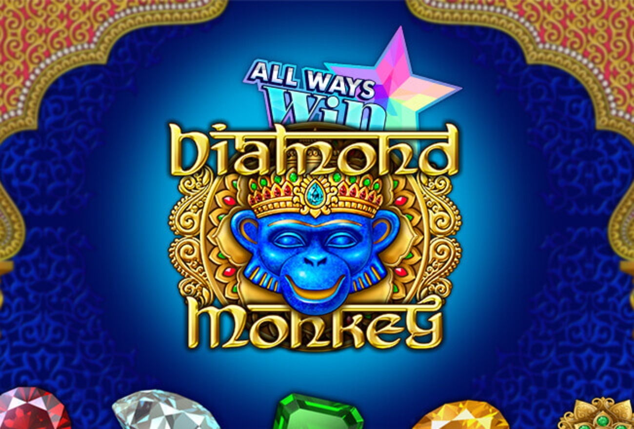The Diamond Monkey Online Slot Demo Game by Amatic Industries