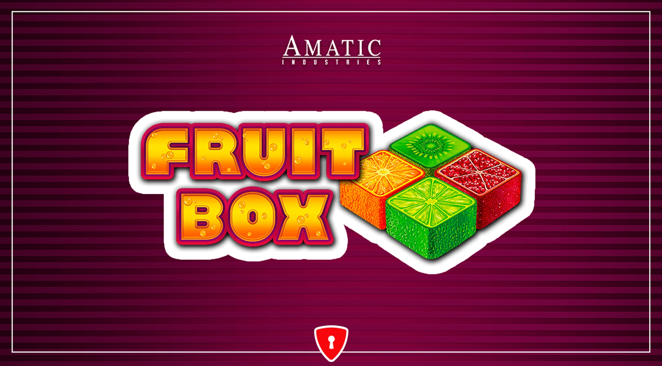 The Fruit Box Online Slot Demo Game by Amatic Industries