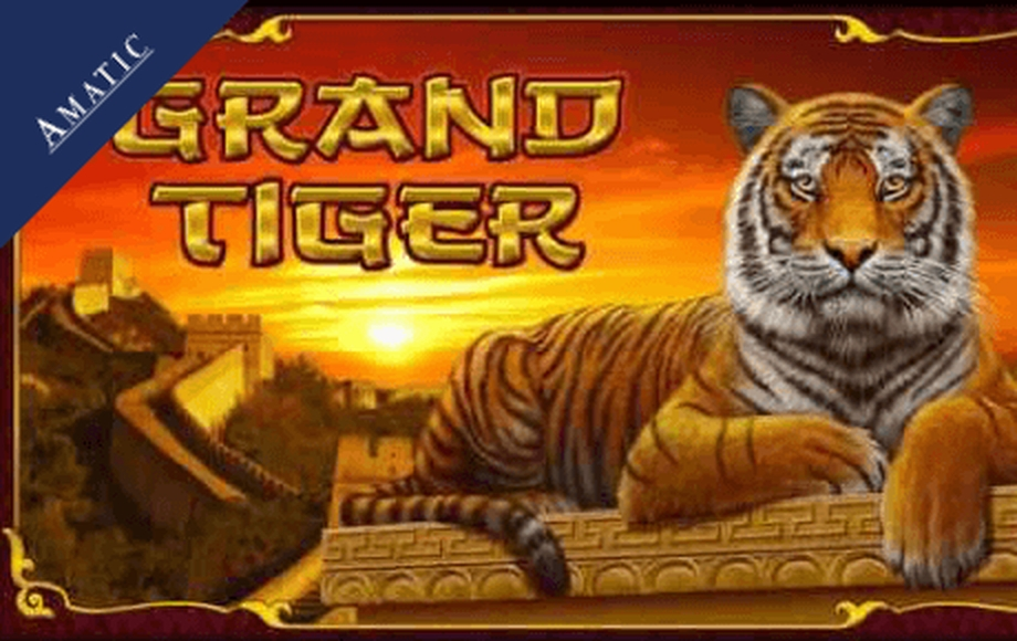 The Grand Tiger Online Slot Demo Game by Amatic Industries