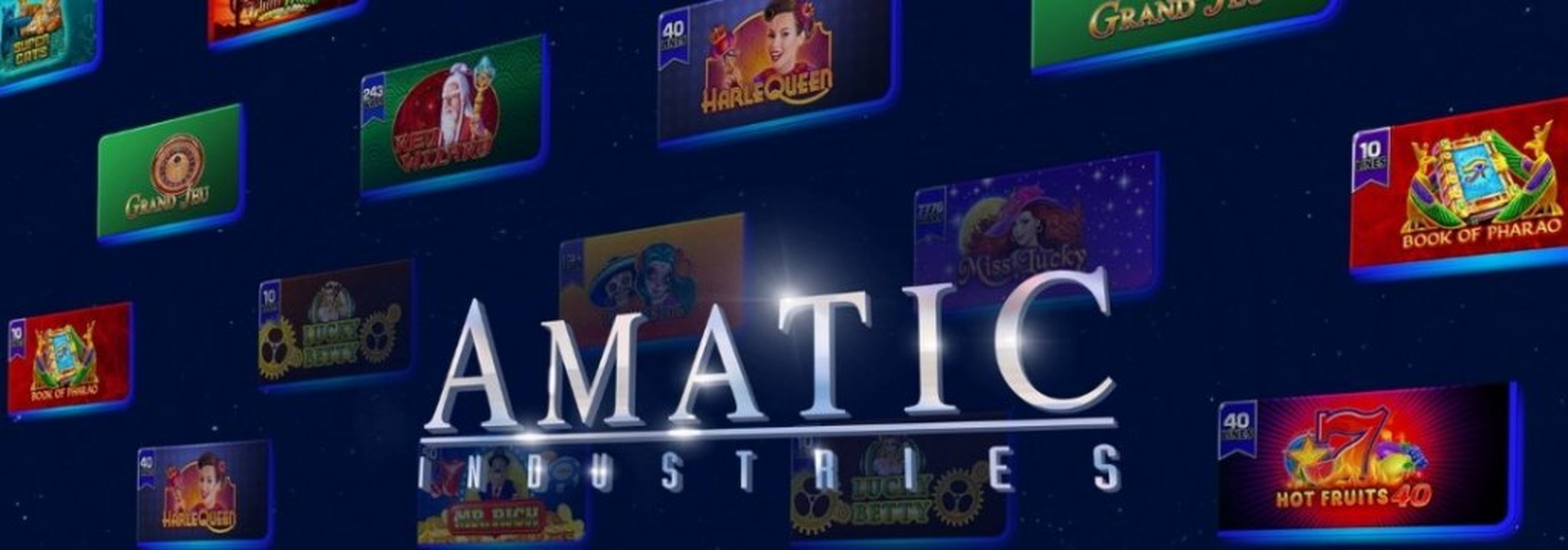 The Grand X Online Slot Demo Game by Amatic Industries