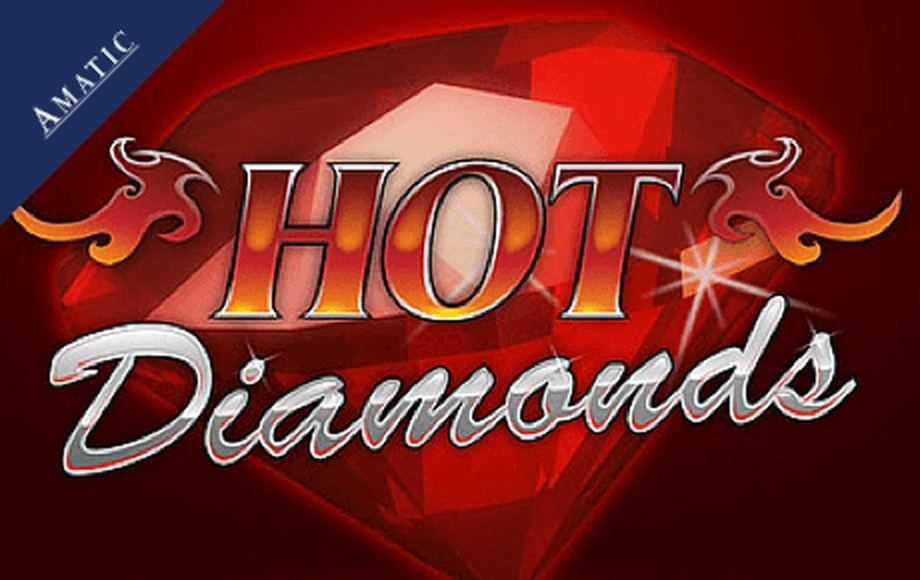The Hot Diamonds Online Slot Demo Game by Amatic Industries