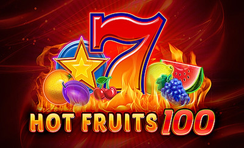 The Hot Fruits 100 Online Slot Demo Game by Amatic Industries