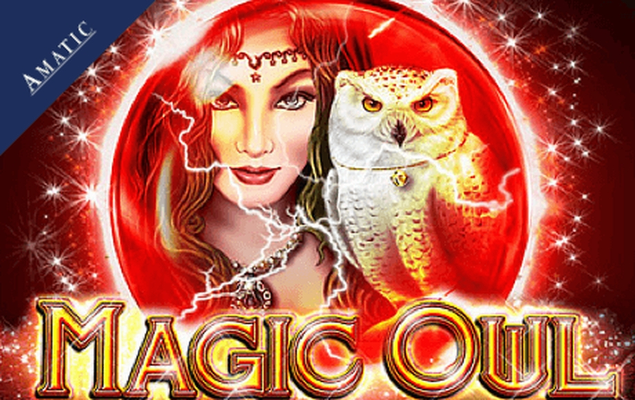 The Magic Owl Online Slot Demo Game by Amatic Industries