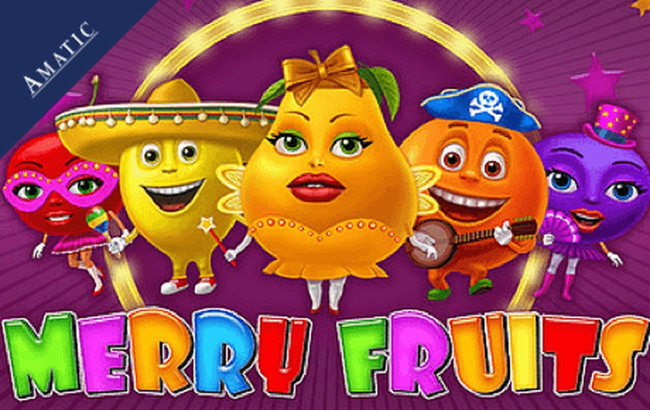 The Merry Fruits Online Slot Demo Game by Amatic Industries