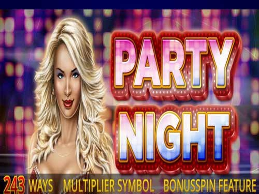 The Party Night (Amatic Industries) Online Slot Demo Game by Amatic Industries