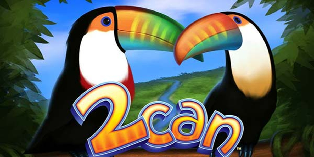 The 2Can Online Slot Demo Game by Aristocrat