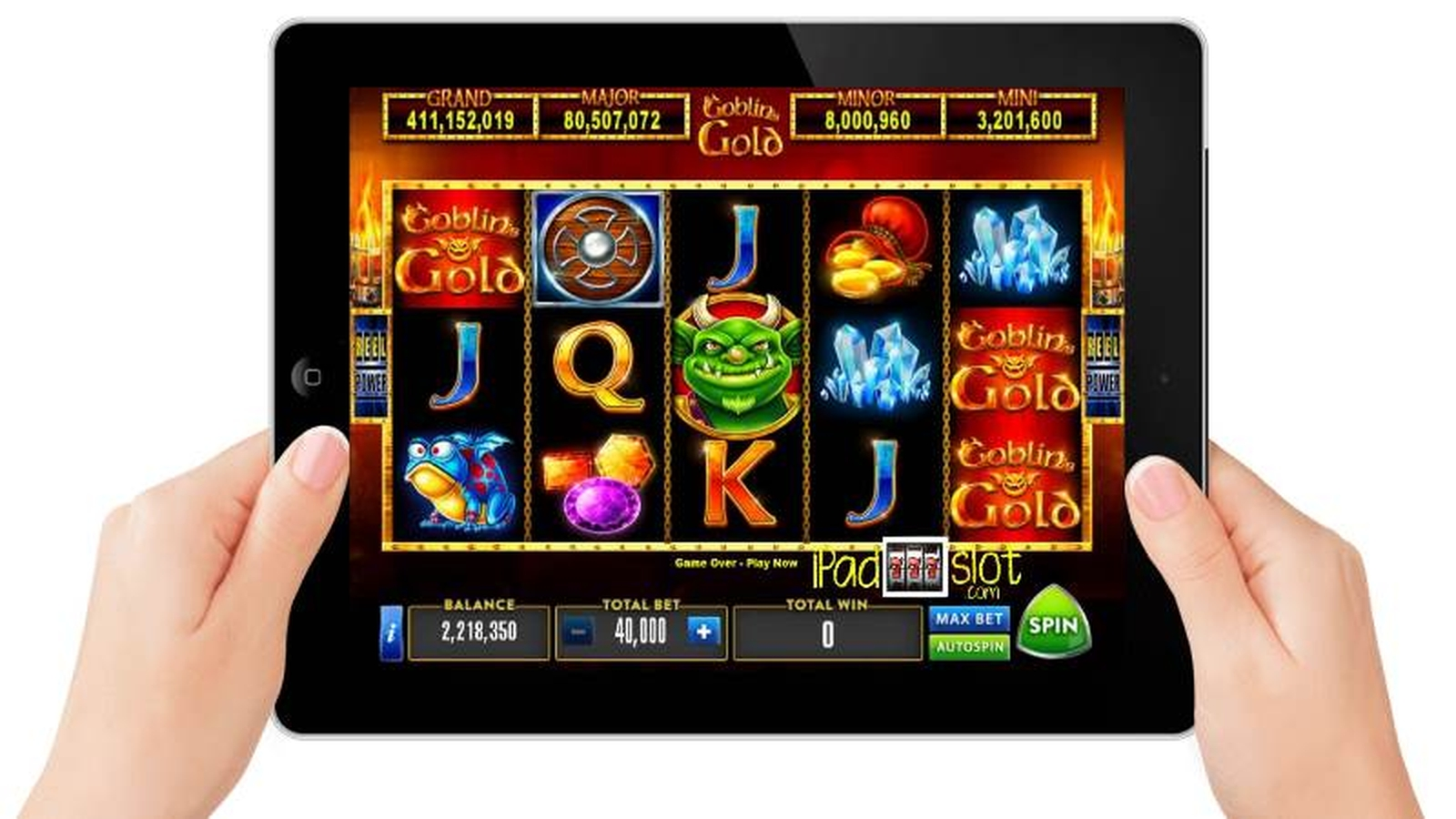 The Goblins Gold (Aristocrat) Online Slot Demo Game by Aristocrat