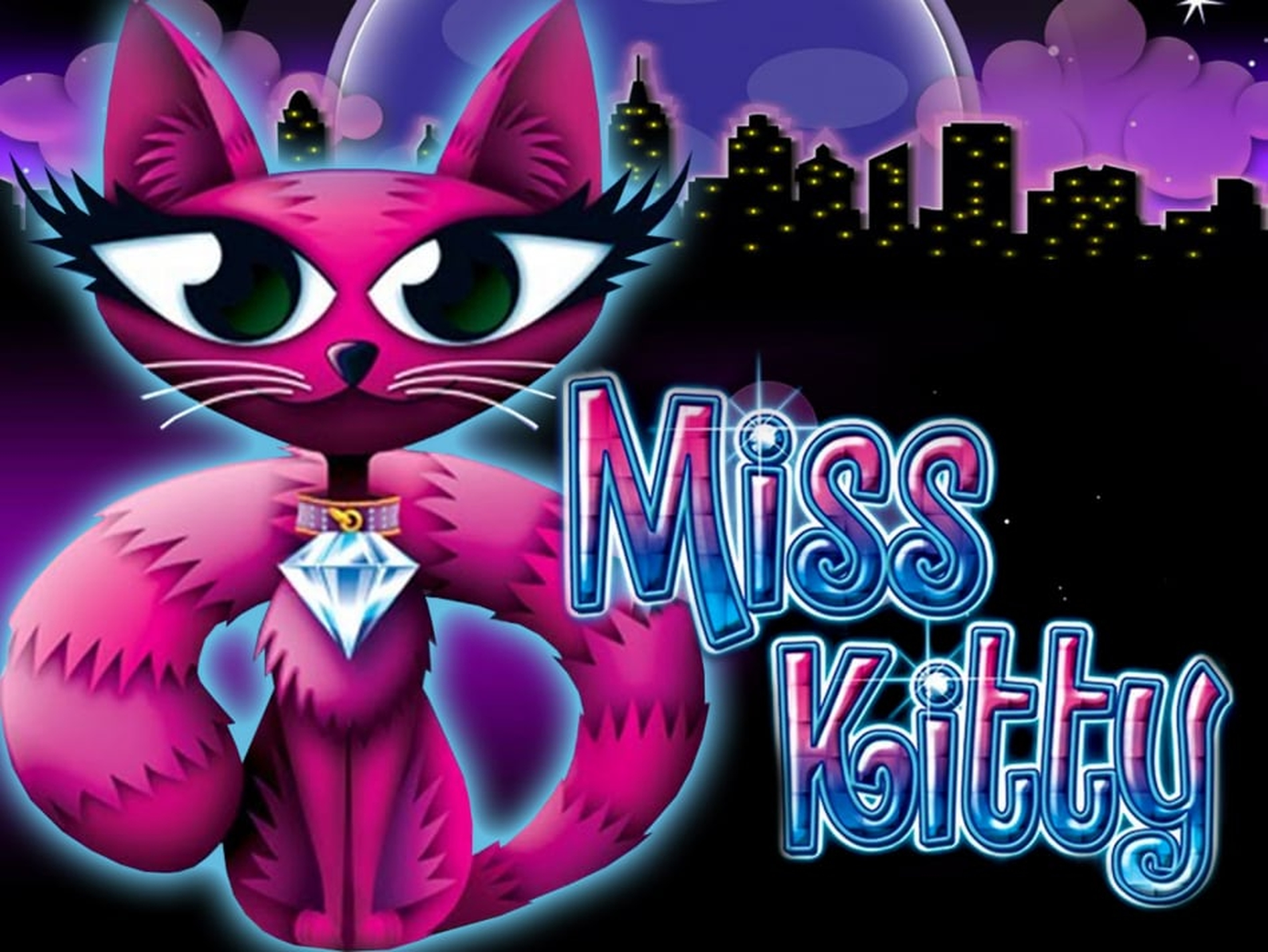 The Miss Kitty Online Slot Demo Game by Aristocrat