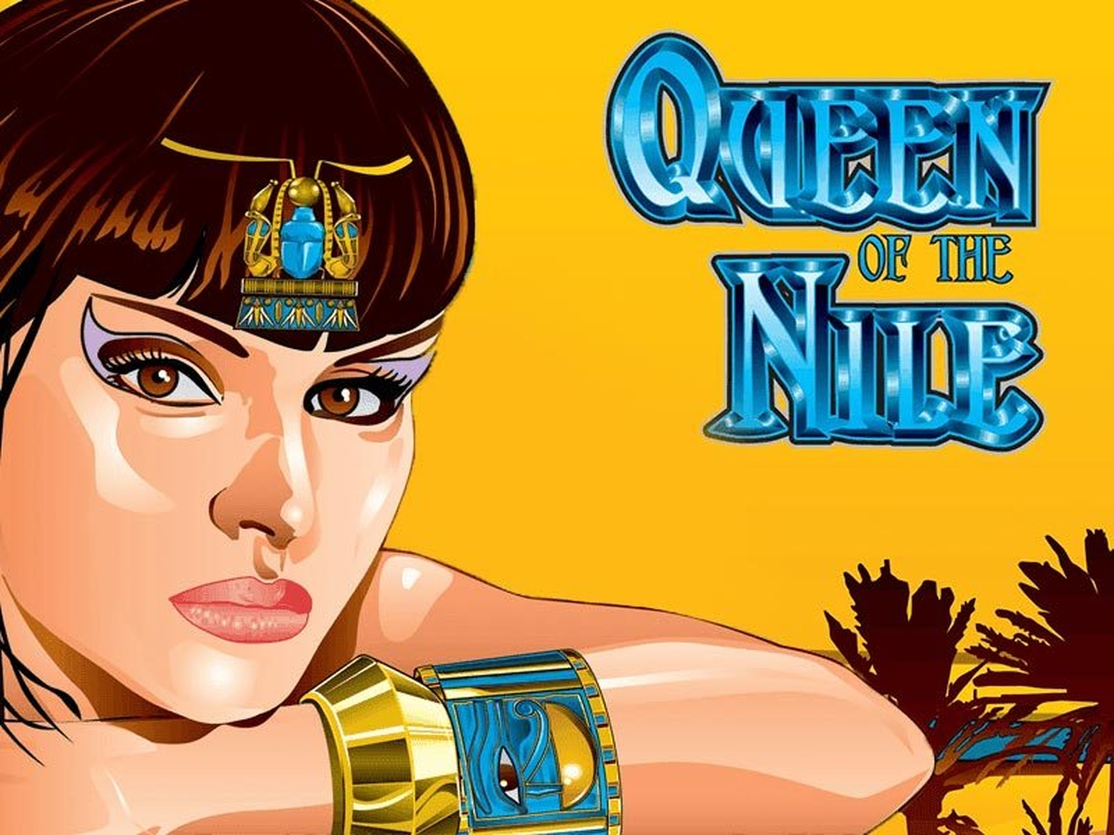 The Queen Of The Nile Online Slot Demo Game by Aristocrat