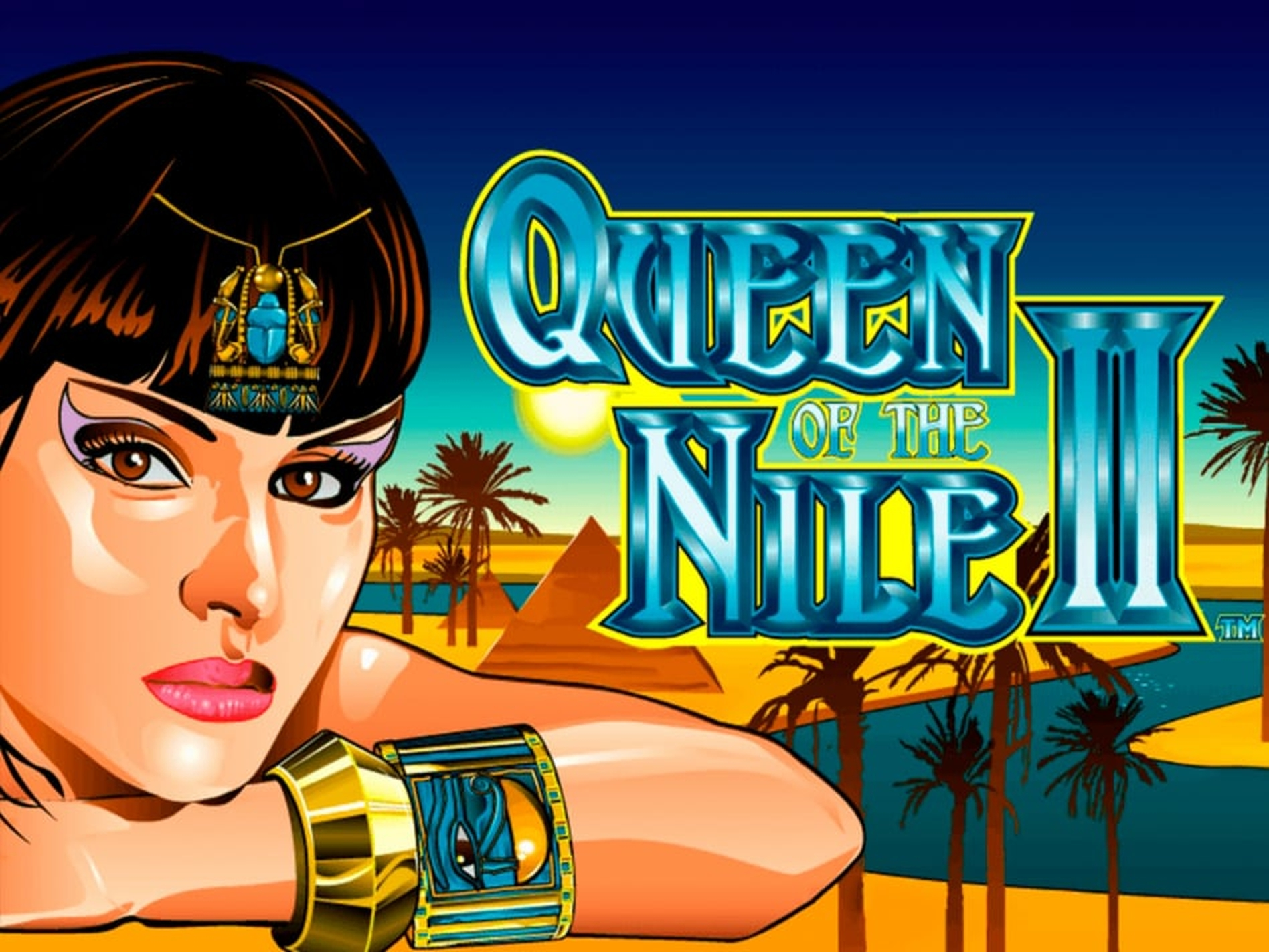 The Queen of the Nile 2 Online Slot Demo Game by Aristocrat