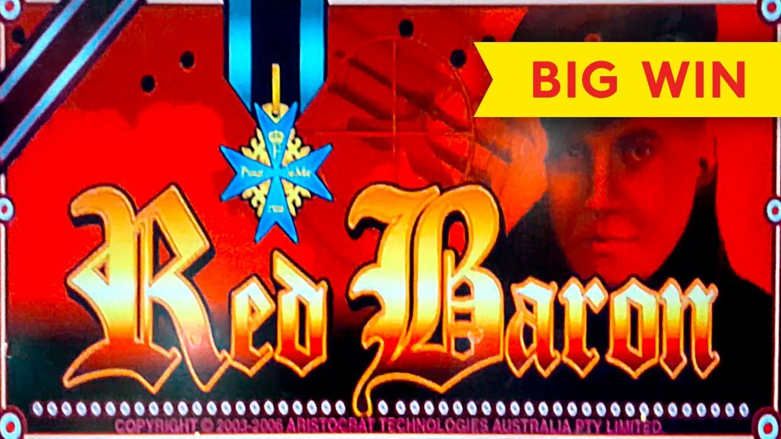 The Red Baron Online Slot Demo Game by Aristocrat