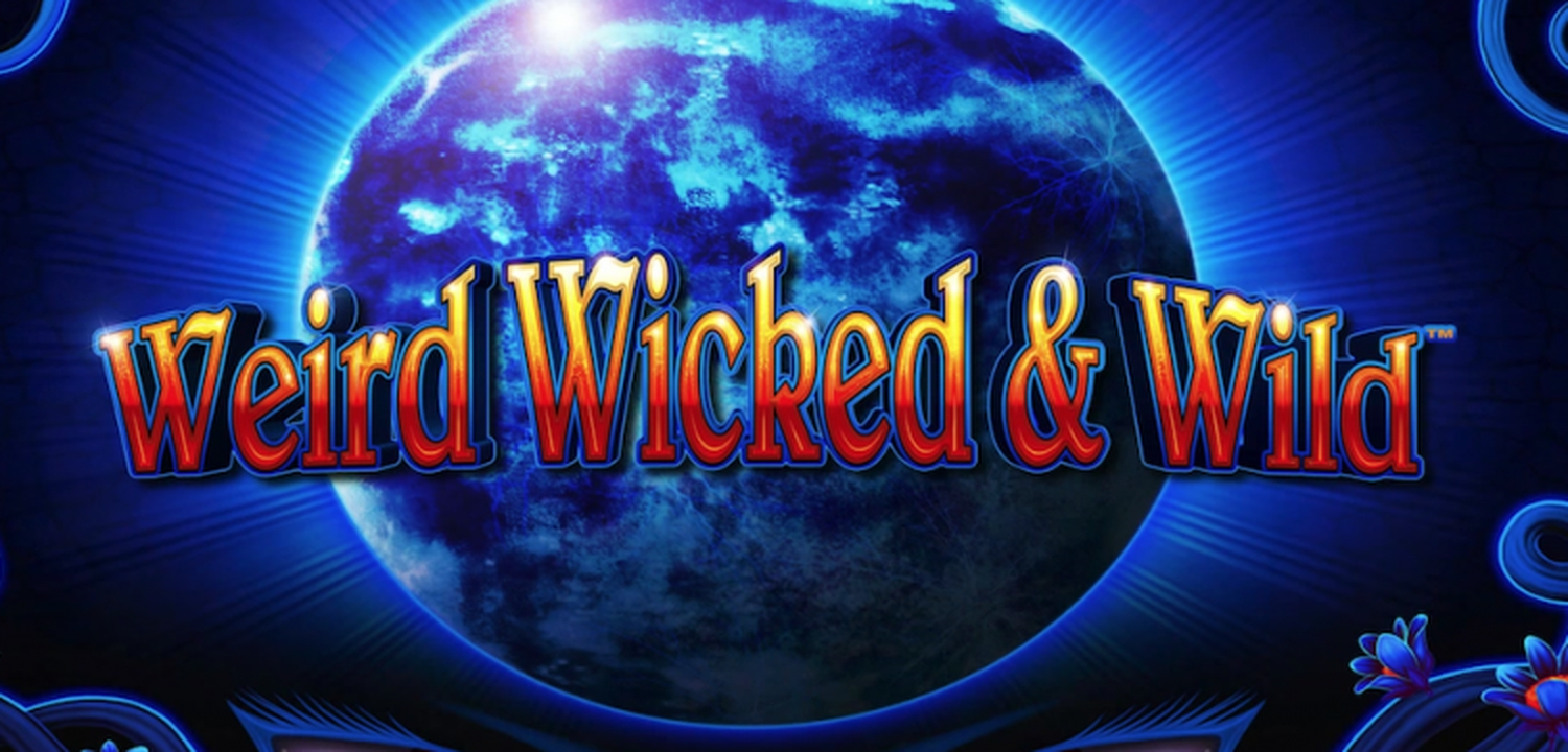 The Weird Wicked and Wild Online Slot Demo Game by Aristocrat