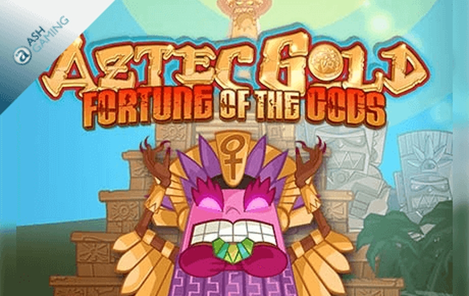 The Aztec Gold Fortune of the Gods Online Slot Demo Game by Ash Gaming