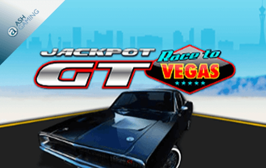 The Jackpot GT Race to Vegas Online Slot Demo Game by Ash Gaming