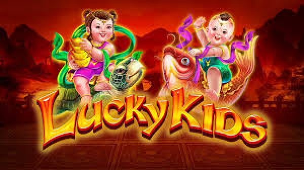 The Lucky Kids Online Slot Demo Game by August Gaming