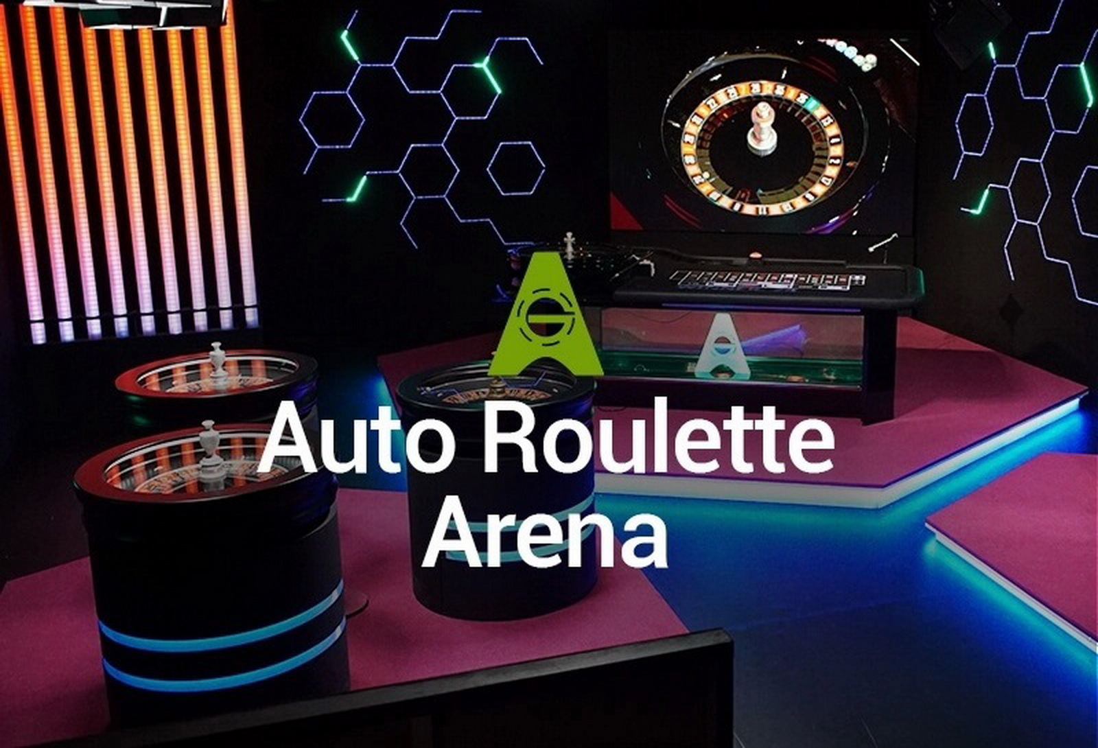 The Auto Roulette Arena Online Slot Demo Game by Authentic Gaming