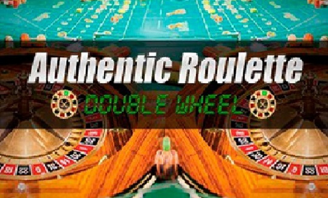 Reels in Auto Roulette Live Double Wheel Slot Game by Authentic Gaming