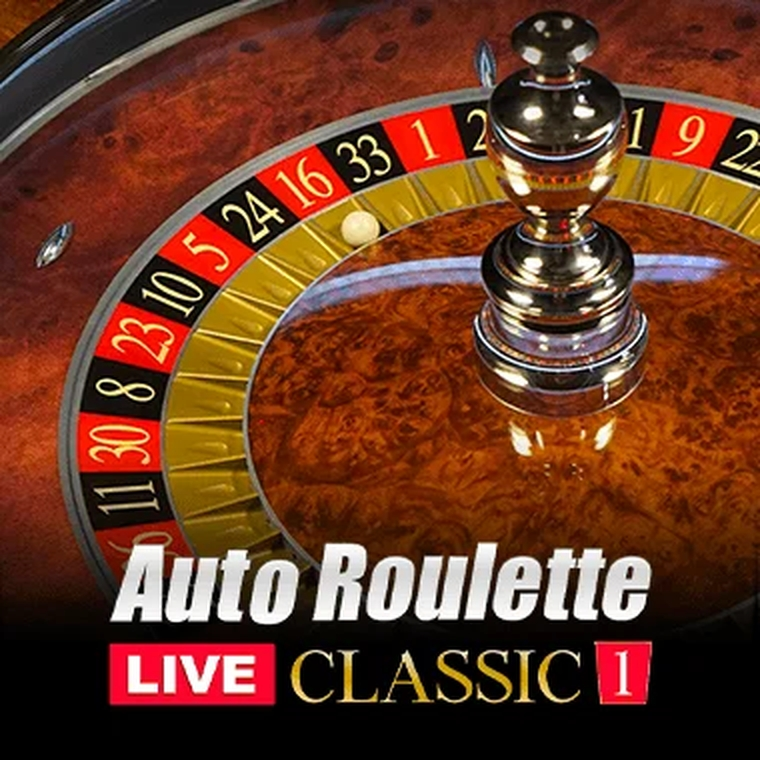The Auto Roulette Live Turbo Online Slot Demo Game by Authentic Gaming